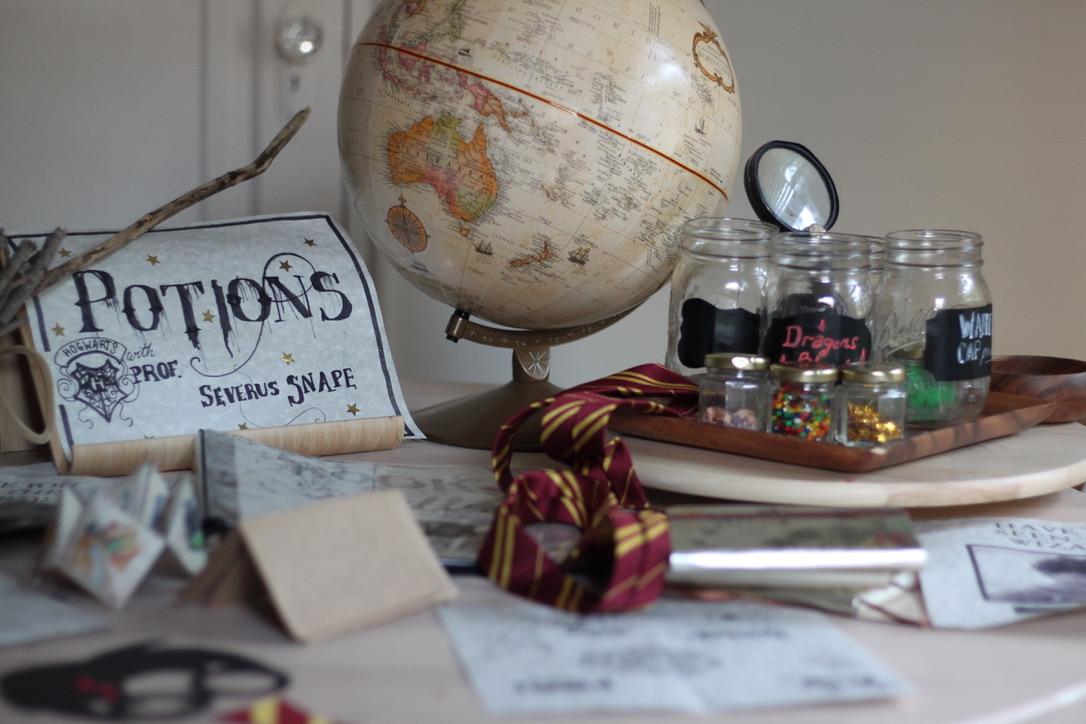 Harry Potter Homeschool