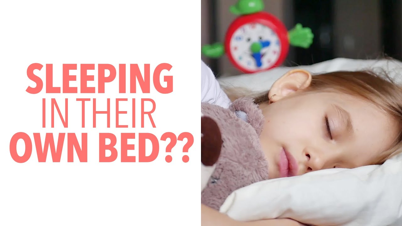 How To Get a Toddler To Stay in Bed (ALL NIGHT!)